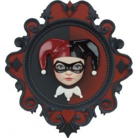DC Comics décoration murale Harley Quinn 38 cm