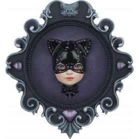 DC Comics décoration murale Catwoman 32 cm