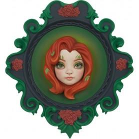 DC Comics décoration murale Poison Ivy 38 cm