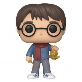 Harry Potter Figurine POP! Vinyl Holiday Harry Potter 9 cm