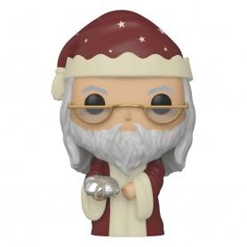 Harry Potter Figurine POP! Vinyl Holiday Albus Dumbledore 9 cm