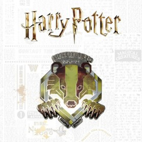 Harry Potter pin's Hufflepuff Limited Edition