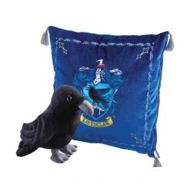 Harry Potter oreiller avec peluche House Mascot Ravenclaw