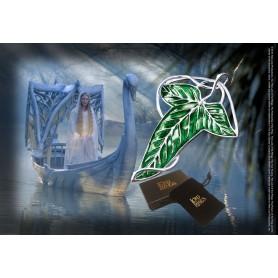 Le Seigneur des Anneaux broche feuille de la Lórien
