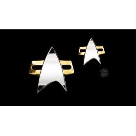 Star Trek: Voyager set pin's & pin