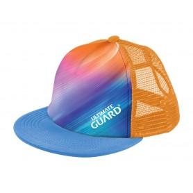 Ultimate Guard casquette Mesh Bleu/Orange