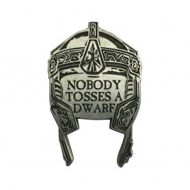 Le Seigneur des Anneaux pin's Gimli's Helmet Limited Edition