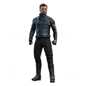 The Falcon and The Winter Soldier figurine 1/6 Winter Soldier 30 cm