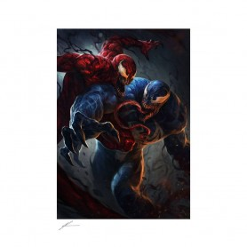 Marvel impression Art Print Venom vs Carnage 46 x 61 cm - non encadrée