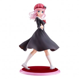 Kaguya-sama: Love is War statuette PVC 1/7 Chika Fujiwara DT-170 Ver. 22 cm