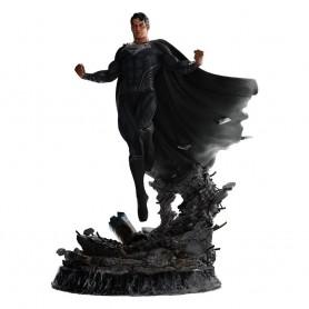 Zack Snyder's Justice League statuette 1/4 Superman Black Suit 65 cm